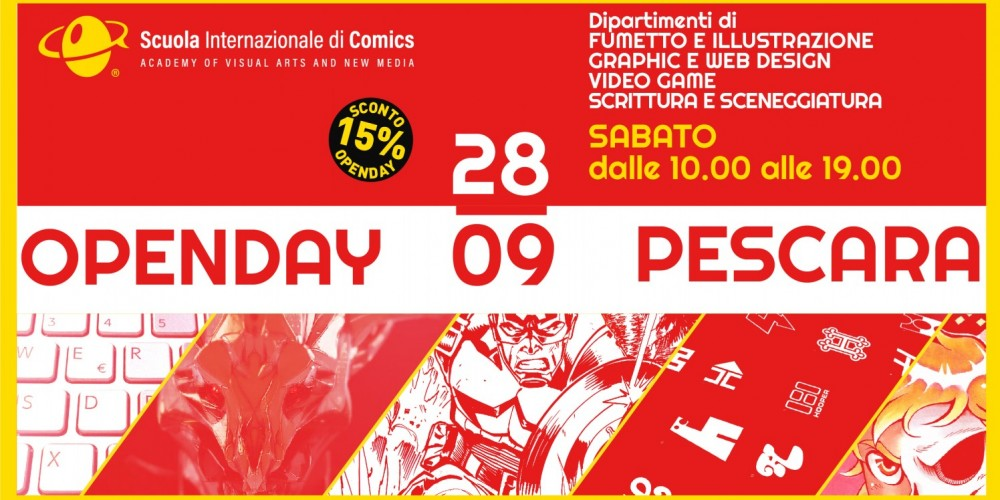 OPEN DAY PESCARA